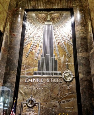 Visiter New York Empire State Building