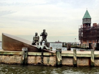 Visiter New York Ellis Liberty Island