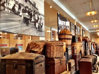 Visiter New York Ellis Island