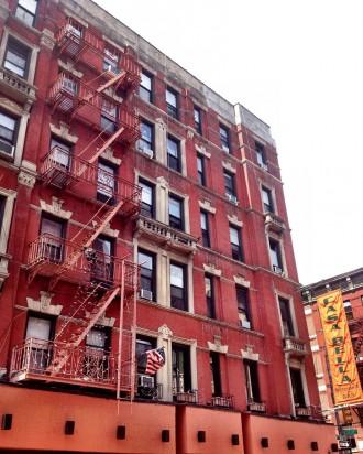 Visiter New York Little Italy