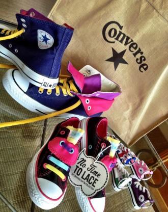 Visiter New York Shopping Converse