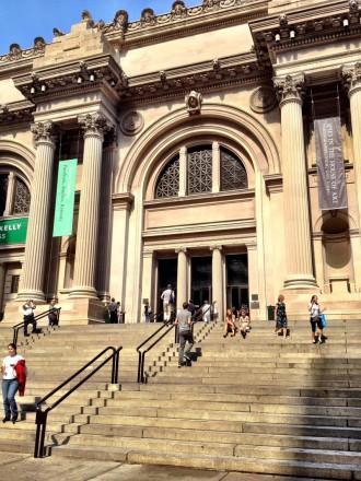 Visiter New York le MET