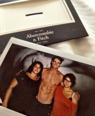 Visiter New York Abercrombie & Fitch