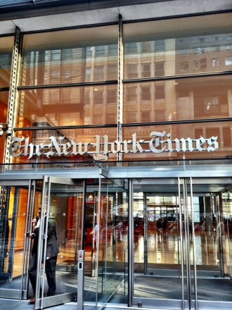 Visiter New York Times