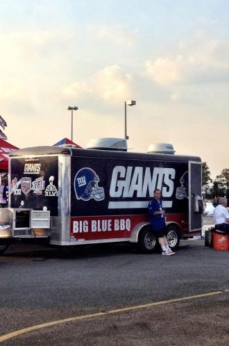 Visiter New York Match de football américain Giants Metlife stadium