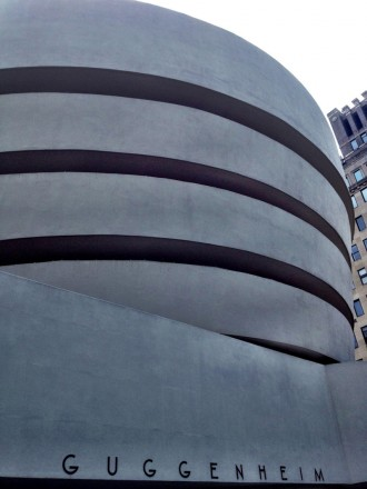 Visiter New York Guggenheim