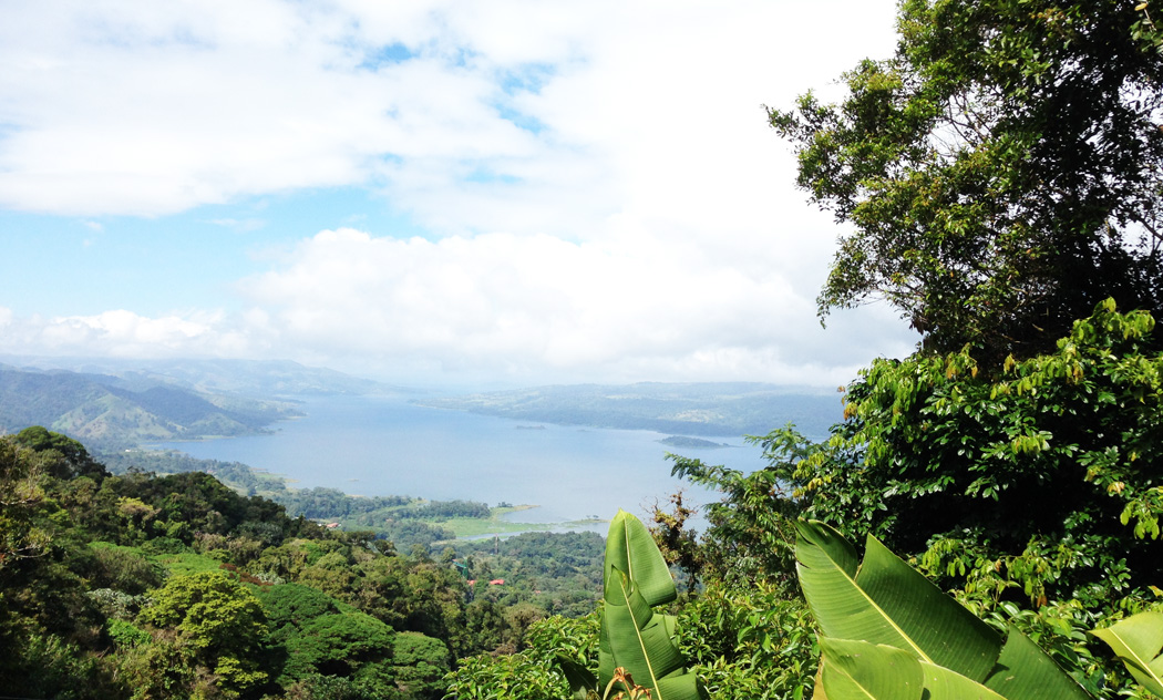Visiter le Costa Rica Arenal