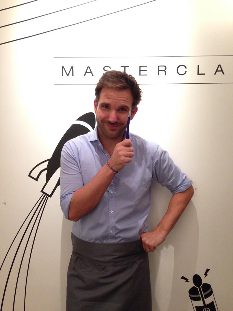 Christophe Michalak Masterclass