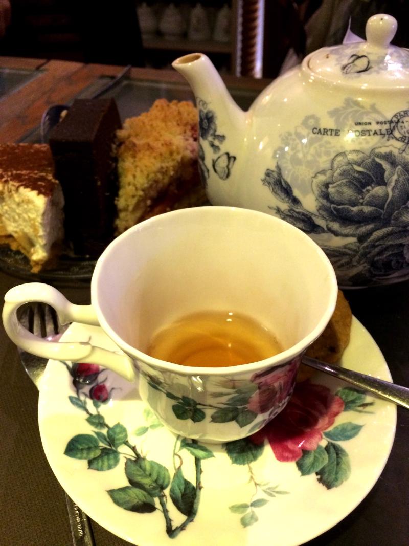 L'Autre salon de thé rue des tourneurs Toulouse
