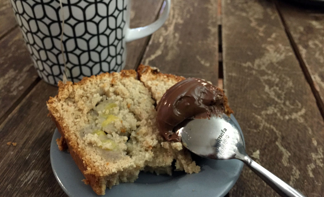 recette cake banane banana bread