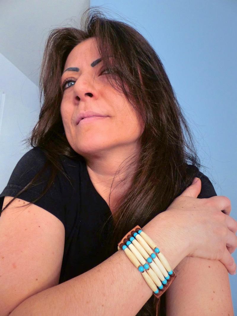 bijoux amérindiens pôgwas